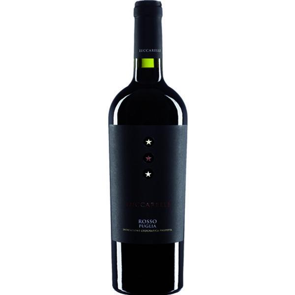Luccarelli Primitivo Sangiovese - Farnese Vini