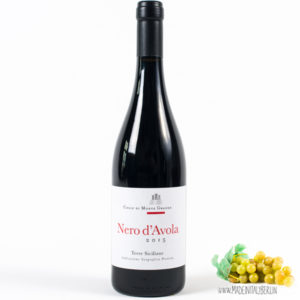 Nero D' Avola IGP - Montegrande