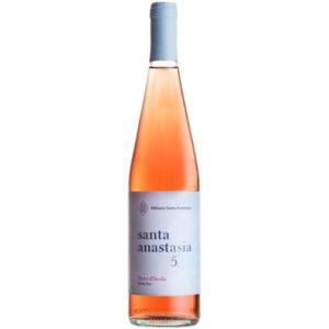 BIO-SantaAnastasia-Punto-5-Rosé-Wein-SizilienBIO-SantaAnastasia-Punto-5-Rosé-Wein-Sizilien